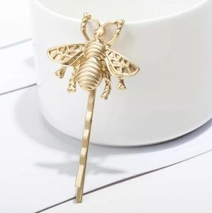 Pair of Bumble Bee Hair Pin Clip Accessories